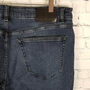 DL1961 | Russell slim straight dark wash jeans